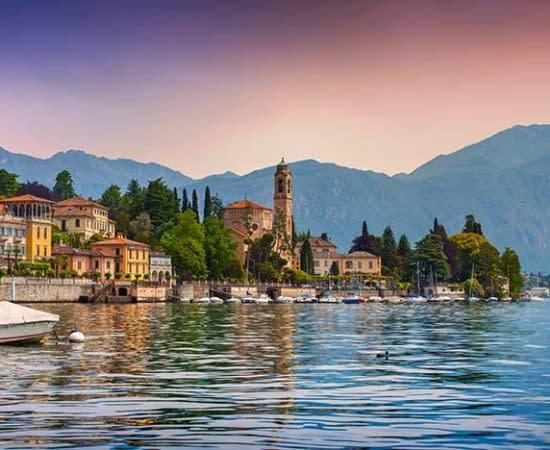 Autunno al Lago di Como