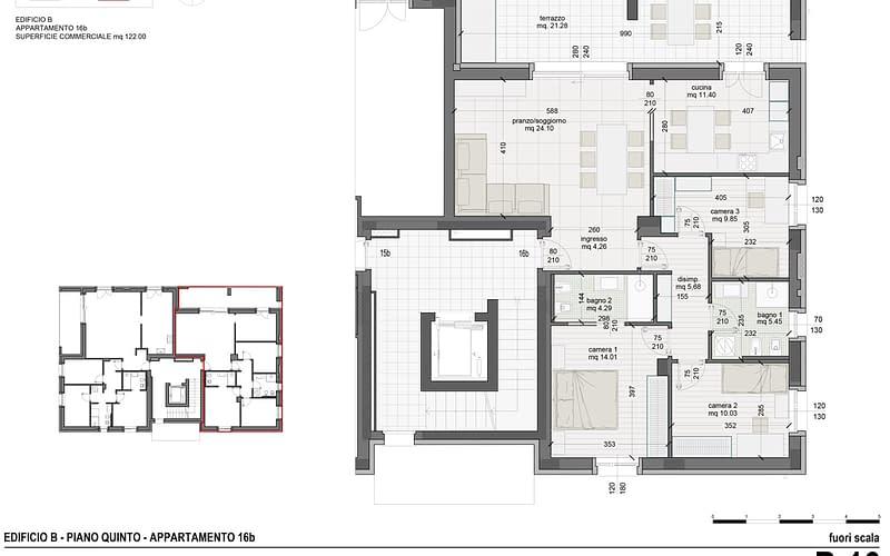 Appartamento B16
