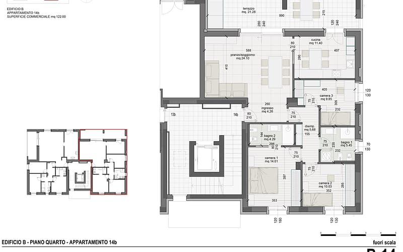 Appartamento B14