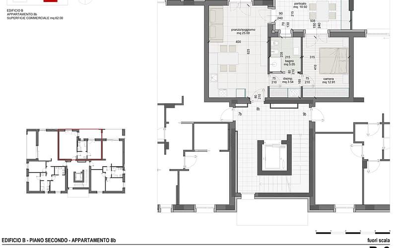 Appartamento B8
