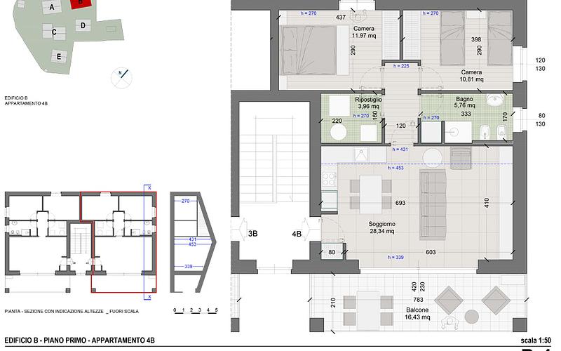 Apartment B4