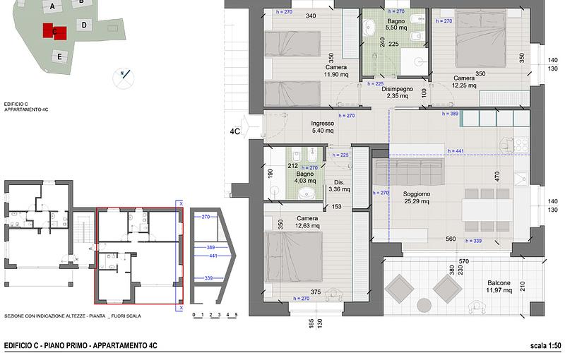 Apartment C4
