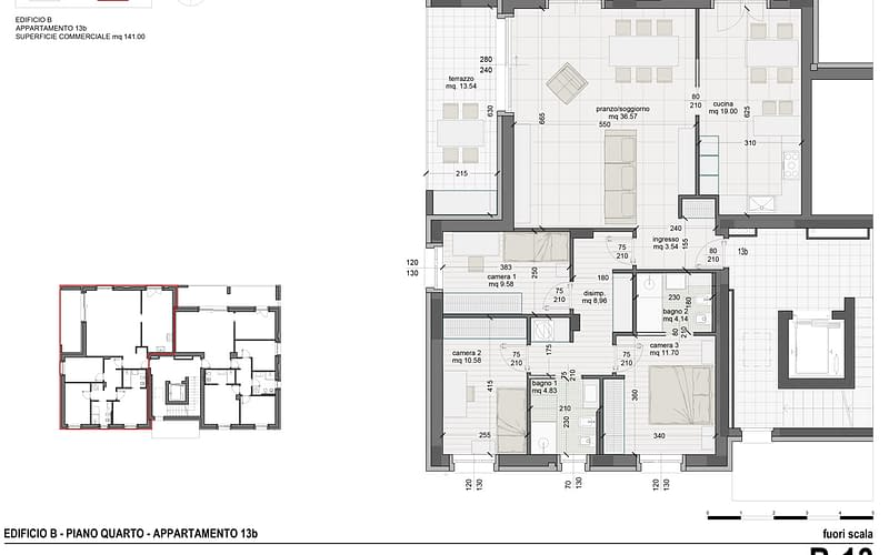 Appartamento B13