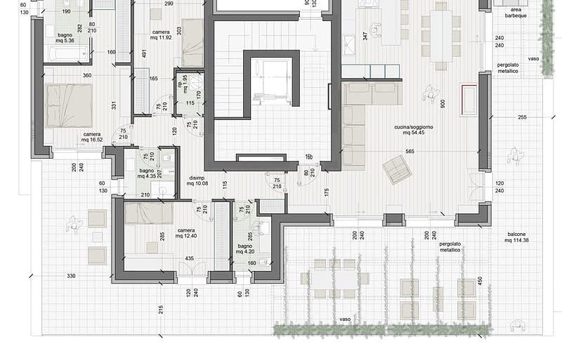 Appartamento 16B