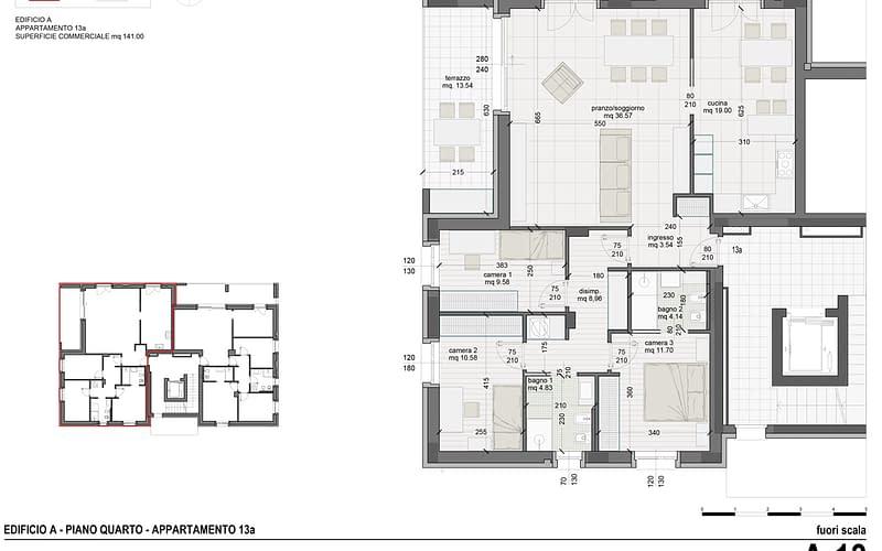 Appartamento A13
